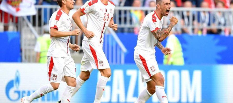 Srbsko triumfovalo v prvom zápase na MS – proti Kostarike 1:0!