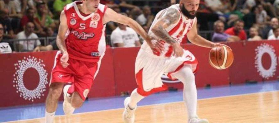 Červená hviezda vyhrala v prvom zápase finále play-off Superligy Srbska!