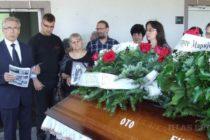 Z pohrebu Ota Filipa