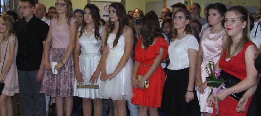 Rozlúčkový večierok malých maturantov v Kulpíne