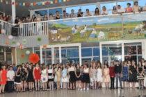 Rozlúčkový večierok ôsmakov v Petrovci