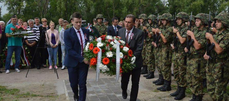 Odhalili pomník obetiam vojen