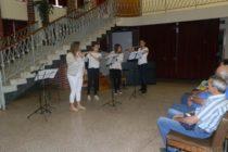 Záverečný koncert žiakov hudobnej školy