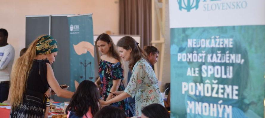 Bývalé utečenky našli vďaka projektu ADRA Slovensko nové uplatnenie