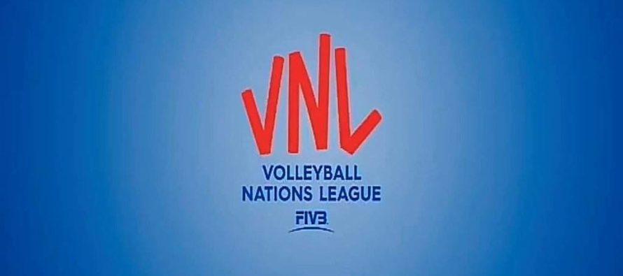 Posledné kolá volejbalovej Ligy národov!