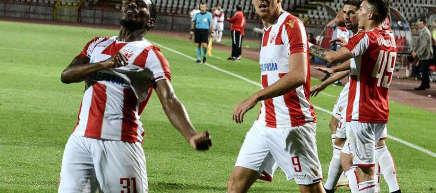 Červená hviezda v druhom kole kvalifikácie na Ligu majstrov!