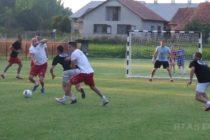 Dve časti futbalového turnaja v Kulpíne