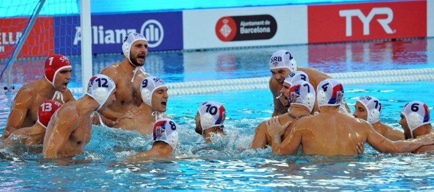 Srbsko si ide po štvrté európske zlato po sebe!