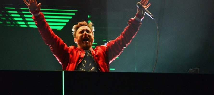 EXIT 2018: Na záver David Guetta