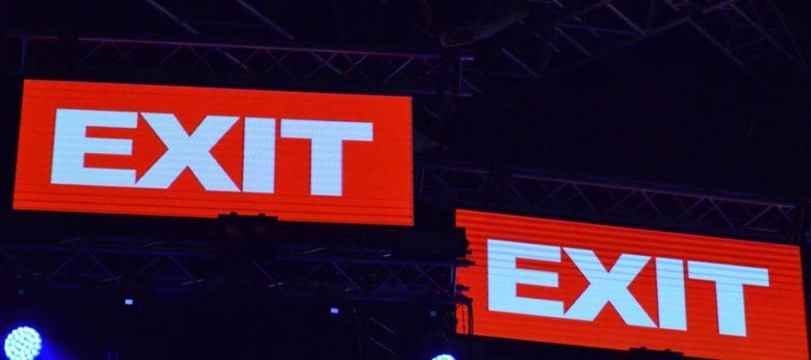 EXIT Freedom 2018 – otvorený