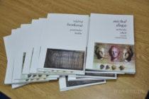 Nové zbierky poézie Viery Benkovej a Michala Ďugu