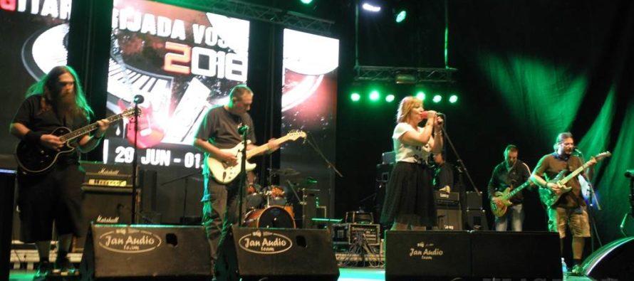 Nemir z Nového Sadu – víťaz gitariády v Kysáči