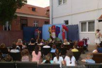 Odštartovalo Detské pazovovské kultúrne leto