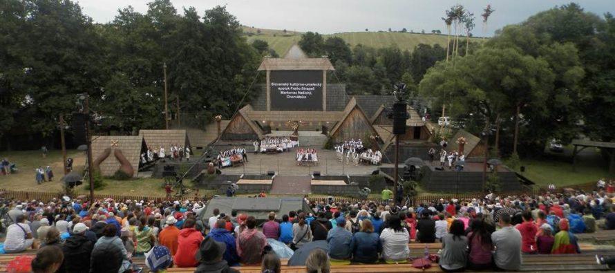 53. Folklórne slávnosti pod Poľanou v Detve