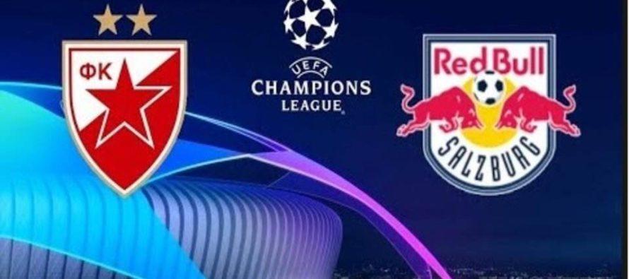 Červená hviezda – RB Salzburg 0:0!