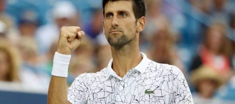 Novak Đoković píše dejiny – vyhral v Cincinnati a dosiahol Golden Masters!