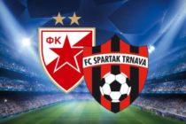 Červená hviezda v play-off Ligy majstrov!