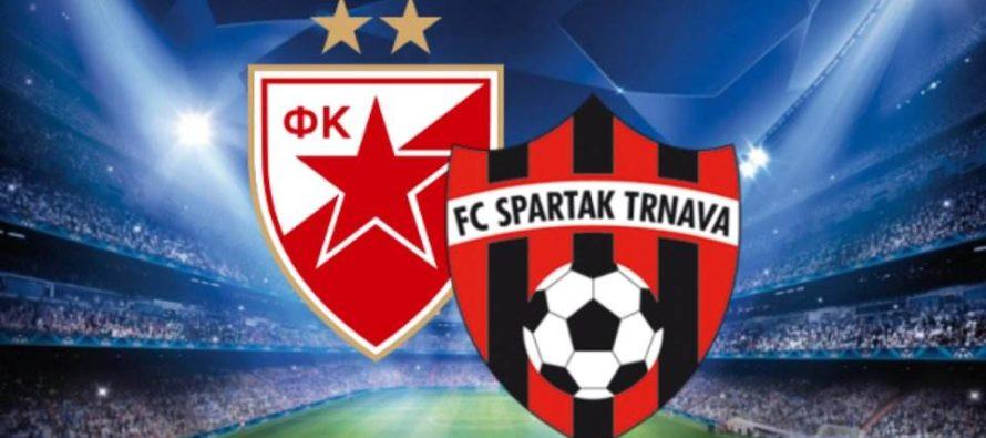 Dnes Červená hviezda – Spartak Trnava!