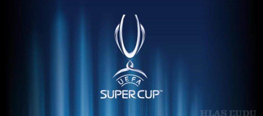 Atléticu Madrid UEFA Super pohár!
