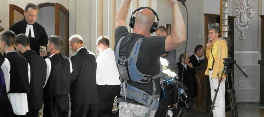 FILM OMARTINOVI JONÁŠOVI: Prvá klapka spadla vKovačici