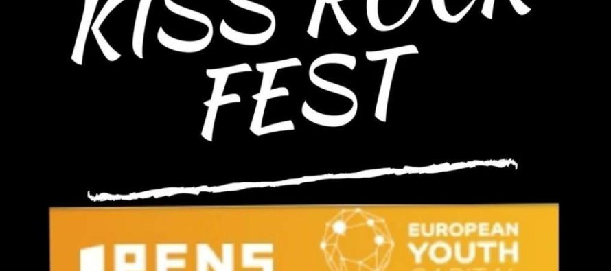 Prvý KISS ROCK FEST v Kysáči