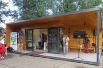 Otvorená knižnica na Štrande