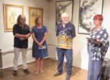 Výstava umeleckej tvorby Pavla Popa v ÚKVS