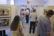 Výstava Petra Dešića