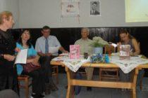 Literárne posedenie k 85. narodeninám Michala Gombára