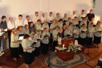 Výročie spevokolu Glória EMC v Kysáči