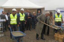 Stará Pazova: Položili základný kameň pre utečenecké byty