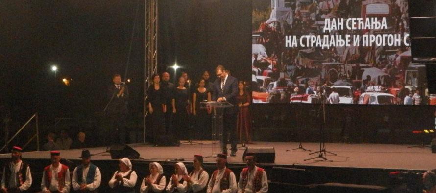 Báčska Palanka: Deň spomienky na Oluju