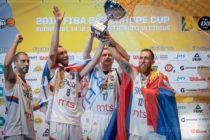 Srbsko sa stalo aj majstrom Európy v baskete 3×3!