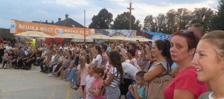 Na Beška feste 2018 aj pazovskí tanečníci
