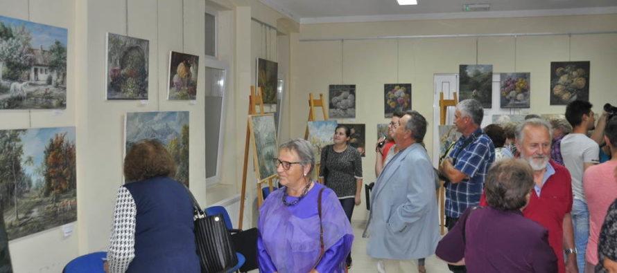 K SEDEMDESIATKE UMELCA: Samostatná výstava Samuela Legíňa