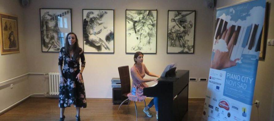 Piano City Novi Sad aj v ÚKVS