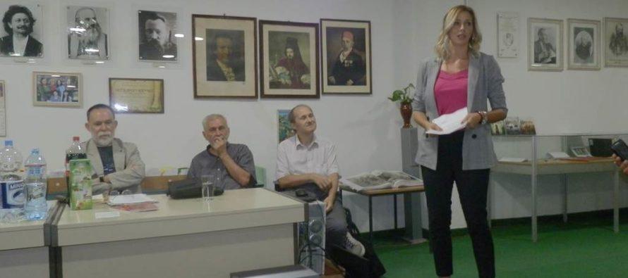 Stará Pazova: V knižnici hosťovali eminentní spisovatelia
