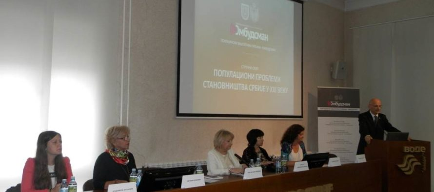 Mapujú populačné problémy Srbska