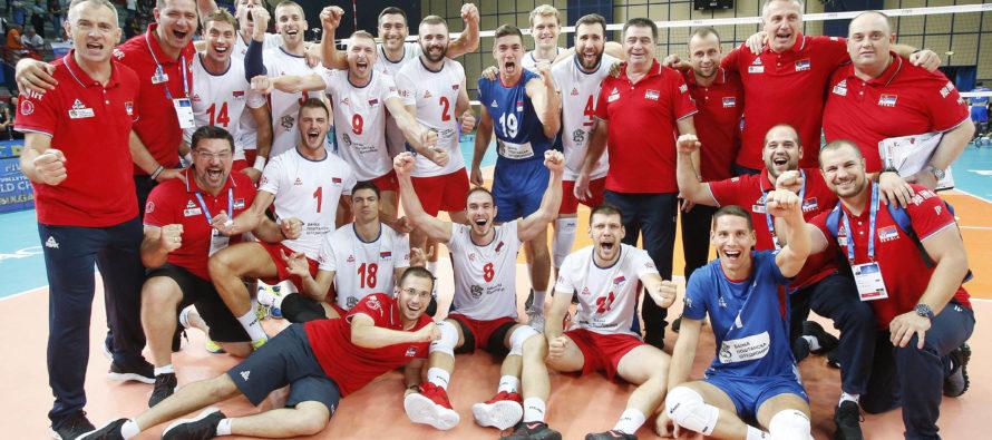 Srbsko po dráme porazilo Rusko!