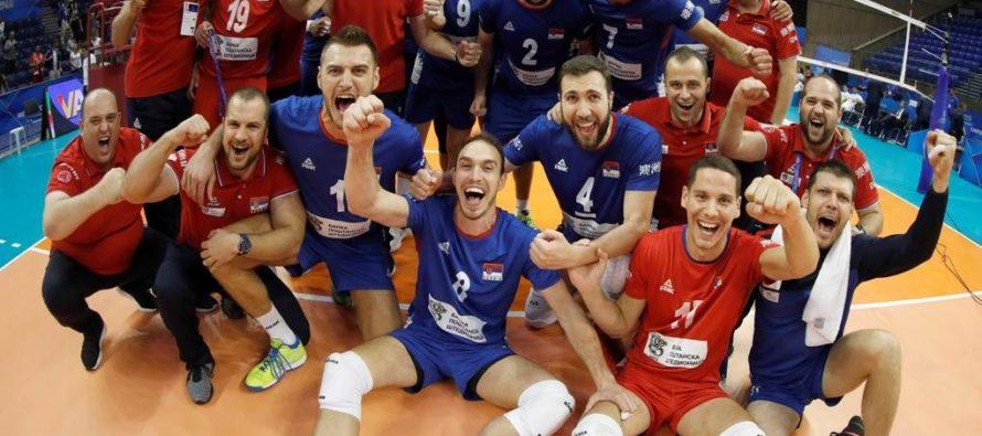 Srbsko porazilo Francúzsko, dnes s Argentínou!