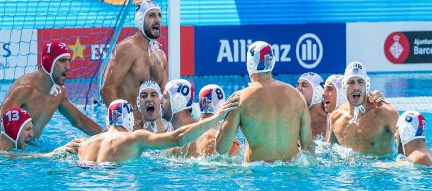 Delfíni na FINA Svetovom pohári v Berlíne!