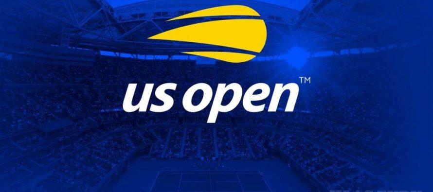Hrá sa US Open!