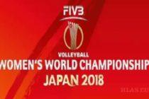 Semifinále volejbalových MS v mužskej konkurencii, začiatok majstrovstiev v dámskej konkurencii!