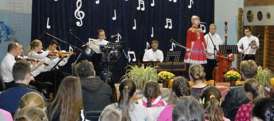 V PADINE: Pieseň je naša radosť