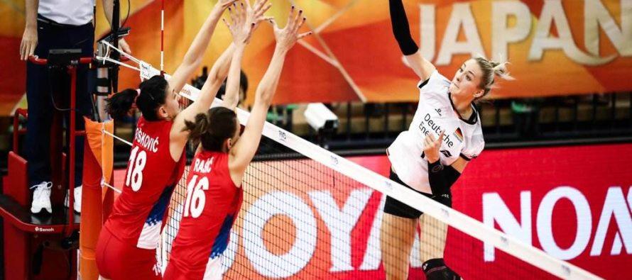 Srbky sa nezastavujú, padlo aj Nemecko 3:0!