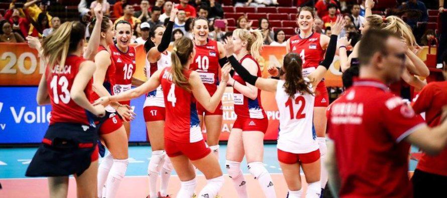 Srbsko zdolalo Taliansko, z prvého miesta do semifinále!