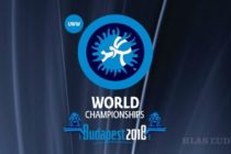 Svetové majstrovstvá v zápasení – Štefanek strieborný!