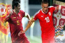 UEFA Liga národov: dnes Čierna Hora – Srbsko!