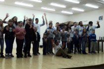 Program projektu Prelínanie prebiehal v Lugu