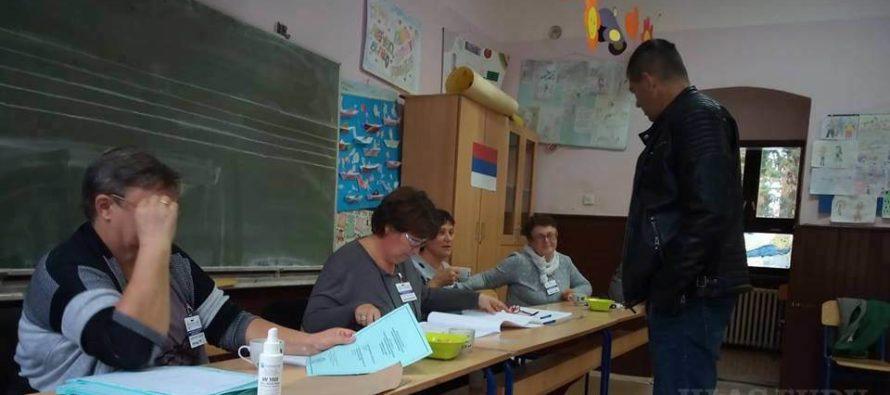 Predbežné výsledky národnostných volieb v juhovýchodnom a strednom Banáte